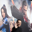 Zhang Yimou Premiere Of Universal Pictures' 'The Great Wall' - Arrivals