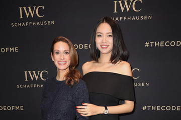 Zhang Zilin IWC Schaffhausen Launches the Da Vinci Collection at SIHH 2017