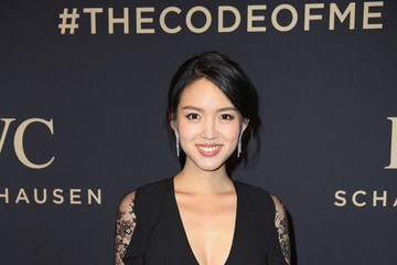 "Zhang Zilin IWC Schaffhausen at SIHH 2017 ""Decoding the Beauty of Time"" Gala Dinner"