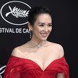 Zhang Ziyi Official Trophee Chopard Dinner - Photocall - The 72nd Cannes International Film Festival