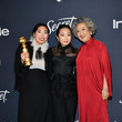 Zhao Shuzhen 21st Annual Warner Bros. And InStyle Golden Globe After Party - Arrivals