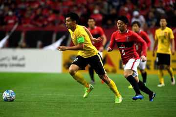 Zheng Zhi Urawa Red Diamonds v Guangzhou Evergrande - AFC Champions League Group H