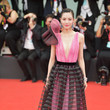Zhong Chu Xi 'La Vérité' And Opening Ceremony Red Carpet Arrivals - The 76th Venice Film Festival