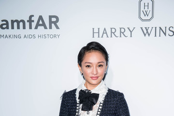 Zhou Xun amfAR Hong Kong Gala 2016 - Red Carpet
