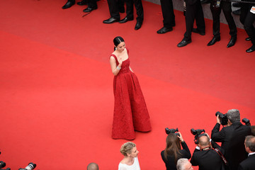 "Zhou Yun Closing Ceremony And ""Le Glace Et Le Ciel"" Premiere - The 68th Annual Cannes Film Festival"