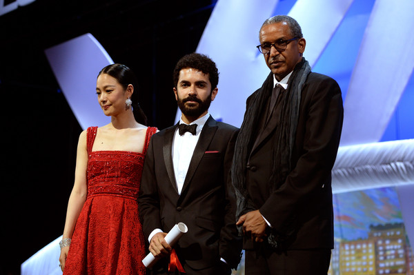 Closing Ceremony - The 68th Annual Cannes Film Festival