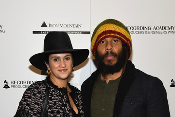 Ziggy Marley 61st Annual GRAMMY Awards - Producers & Engineers Wing 12th Annual GRAMMY Week Event Honoring Willie Nelson
