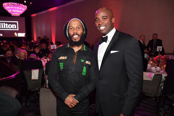 Ziggy Marley Pre-GRAMMY Gala And GRAMMY Salute To Industry Icons Honoring Clarence Avant – Inside
