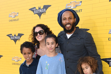 Ziggy Marley Premiere of Warner Bros. Pictures' 'The LEGO Batman Movie' - Arrivals