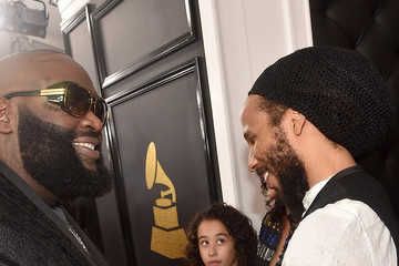Ziggy Marley The 59th GRAMMY Awards -  Red Carpet