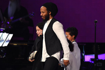 Ziggy Marley The 59th GRAMMY Awards - GRAMMY Pre-Telecast