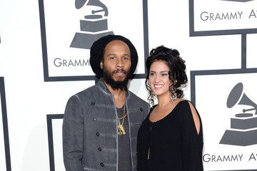 Ziggy Marley Arrivals at the Grammy Awards — Part 3