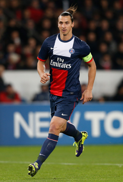 Image result for zlatan psg zimbio