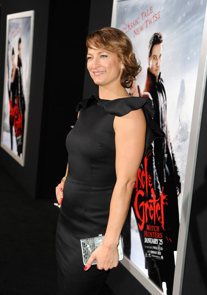 "Zoe Bell - Premiere Of Paramount Pictures' ""Hansel And Gretel Witch Hunters"" - Red Carpet"