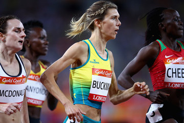 Zoe Buckman Athletics - Commonwealth Games Day 5