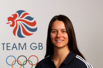 Zoe Gillings Team GB Winter Olympic Media Summit