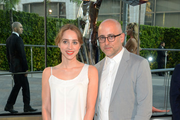 Zoe Kazan Cocktails at the CFDA Fashion Awards