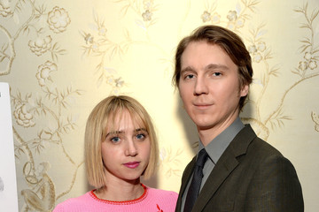 Zoe Kazan The Weinstein Company And A+E Networks 'War and Peace' Screening
