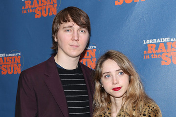 "Zoe Kazan ""A Raisin In The Sun"" Broadway Opening Night - Arrivals & Curtain Call"