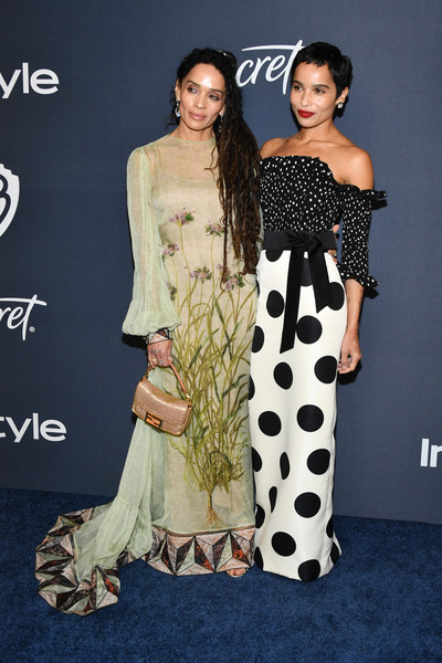 21st Annual Warner Bros. And InStyle Golden Globe After Party - Arrivals