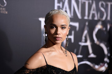 Zoe Kravitz 'Fantastic Beasts and Where to Find Them' World Premiere