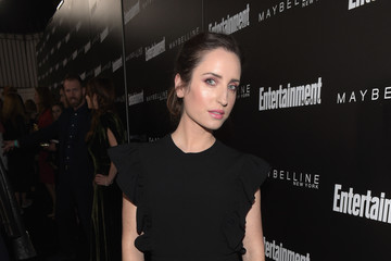 Zoe Lister Jones Entertainment Weekly Celebration Honoring The Screen Actors Guild Nominees Presented By Maybelline At Chateau Marmont In Los Angeles - Red Carpet