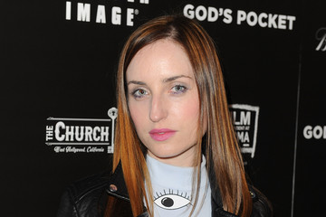 Zoe Lister Jones 'God's Pocket' Premieres in LA
