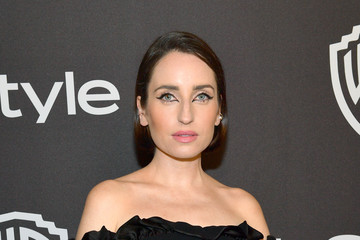 Zoe Lister Jones The 2019 InStyle And Warner Bros. 76th Annual Golden Globe Awards Post-Party - Red Carpet