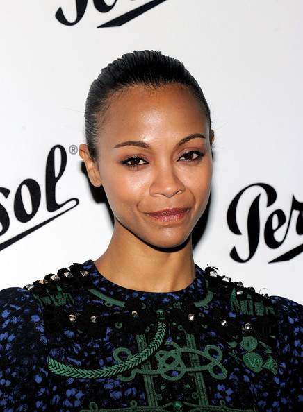 Zoe Saldana - Persol Magnificent Obsessions: 30 Stories Of Craftmanship In Film Event