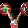 Zoe Smith Weightlifting - Commonwealth Games Day 3