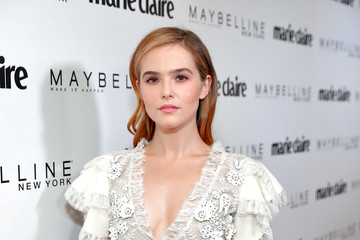 Zoey Deutch Marie Claire Celebrates 'Fresh Faces' with an Event Sponsored by Maybelline - Arrivals