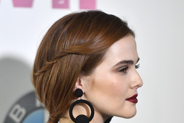 Zoey Deutch Women in Film 2017 Crystal + Lucy Awards Presented by Max Mara and BMW - Arrivals