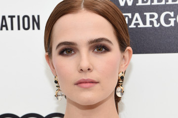 Zoey Deutch Arrivals at the Elton John AIDS Foundation Oscars Viewing Party — Part 3