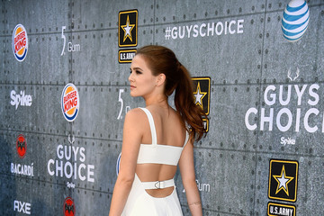 Zoey Deutch Spike TV's Guys Choice 2015 - Arrivals