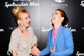 Zoey Deutch 'The Year Of Spectacular Men' New York Premiere