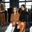 Zoey Deutch Coach 1941 - Front Row - February 2020 - New York Fashion Week