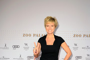 Carola Ferstl attends the Zoo Palast Reopening at Zoo Palast on November 27, 2013 in Berlin, Germany.