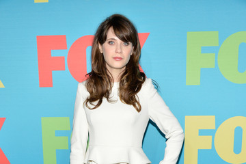 Zooey Deschanel FOX Programming Presentation