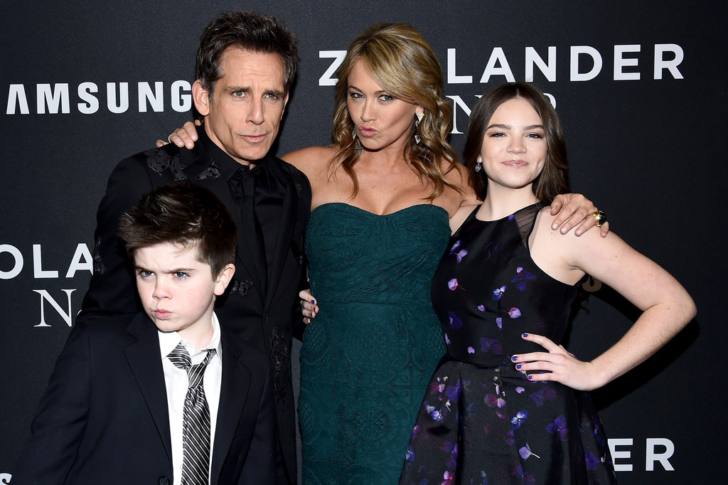 Ben Stiller's Son Quinlin Might Have Even Stronger Blue Steel than Zoolander Himself