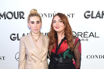 Zosia Mamet 2018 Glamour Women Of The Year Awards: Women Rise - Arrivals