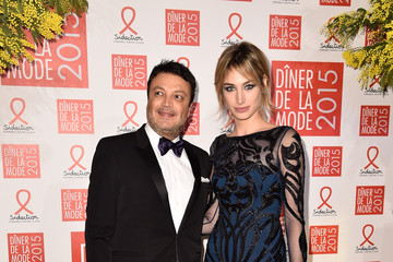 Zuhair Murad Sidaction Gala Dinner in Paris