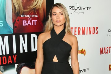 Zulay Henao Premiere of Relativity Media's 'Masterminds' - Arrivals