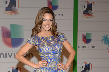Zuleyka Rivera Arrivals at the Premios Juventud Event