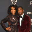 Zuri Hall The 2020 InStyle And Warner Bros. 77th Annual Golden Globe Awards Post-Party - Red Carpet