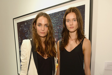 Zuzanna Bijoch 'Patrick Demarchelier' Special Exhibition Preview to Celebrate NYFW: The Shows Spring 2016
