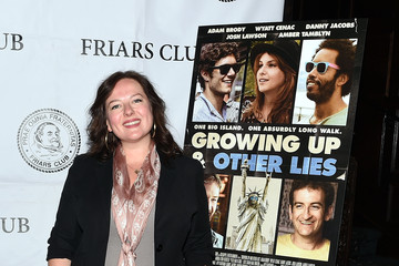 Zuzanna Szadkowski 'Growing Up and Other Lies' Screening in NYC