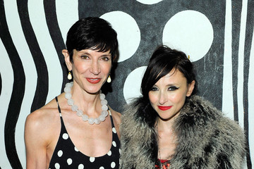 Stacey Bendet Amy Fine Collins alice + olivia  By Stacey Bendet M.A.C. Cosmetics Collection Launch
