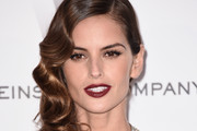 Izabel Goulart's Glam Side Sweep - The Most Gorgeous Hairstyles From Our Favorite Celebrities
