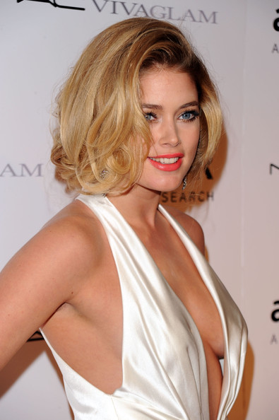 Doutzen+Kroes in amfAR New York Gala To Kick Off Fall 2010 Fashion Week - Arrivals