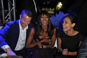 Naomi Campbell and Vladimir Doronin Photos Photo